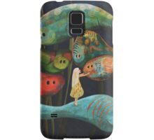 My Fascinating Friends Samsung Galaxy Case/Skin