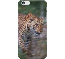 Leopard on the Prowl iPhone Case/Skin