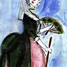 Roccoco Lady by RobynLee