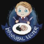 Hannibal Lecter by strawtography