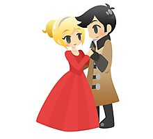 OUAT - Captain Swan Formal Photographic Print
