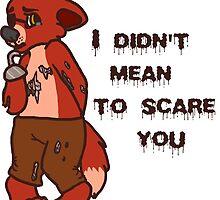Innocent Foxy by CassMutt