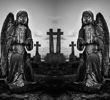 Broken angel by davidprentice