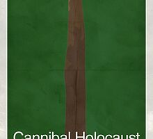 Cannibal Holocaust - Minimal Poster by iamsasquatch