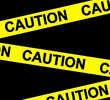 caution tape by Strat6251