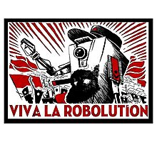 Viva la Robolution - Funny Borderland by Mellark90