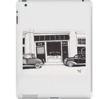 Quick Lunch with Dorothy by Kevin Dellinger iPad Case/Skin