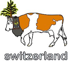 Switzerland by itchingink