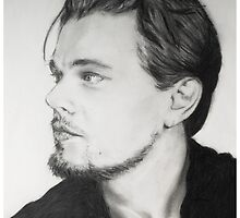 Leonardo Di Caprio  by BlueWhippet