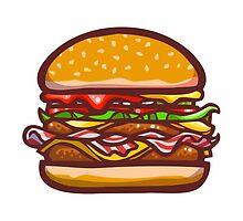 Enfu Burger by enfu