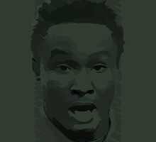 World Cup Edition - John Obi Mikel / Nigeria by Milan Vuckovic