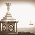 Angel memorial and one and all by JAMES LEVETT
