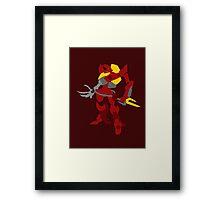 Guren MK-II Framed Print