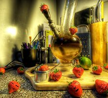 Recreational Strawberries by craig sparks