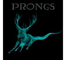 Prongs Patronus - Harry Potter Photographic Print