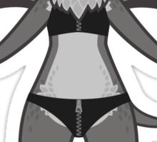 Goth Bat Sticker