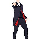 12th Doctor by drawingdream