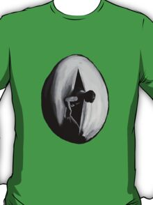 """Depeche Mode : New Life 7"""" Paint -Without text- T-Shirt"""