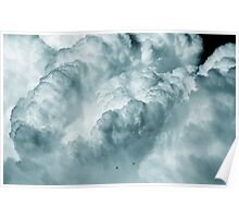 Avalanche ~ of Clouds #2 Poster