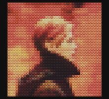 David Bowie - LegoLow (Block and Roll) by everyplate
