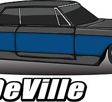 Cadillac Coupe DeVille by TswizzleEG