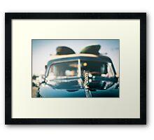 ~ Surf Rider ~ Framed Print
