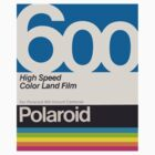 Polaroid Film 600 by JakeLovesPhoto