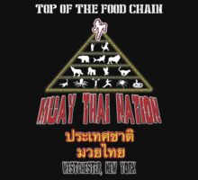 Muay Thai Nation- Top of the Food Chain by RnRMusicClub