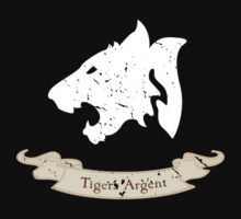 Tigers Argent - Warhammer by moombax