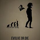 Evolve or Die v1 by Matthew James