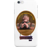 Wandering Oakens Trading Post And Sauna iPhone Case/Skin