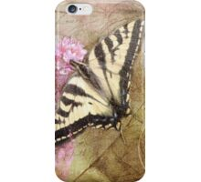 Time For The Butterfly iPhone Case/Skin