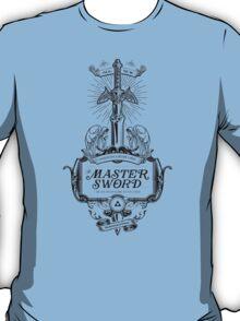 Legend of Zelda Master Sword Advertisement T-Shirt