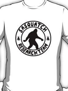 Research Team Silhouette  T-Shirt