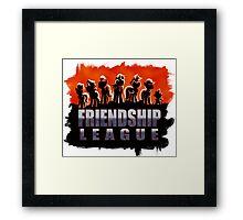 Friendship League Framed Print