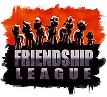 Friendship League Photographic Print