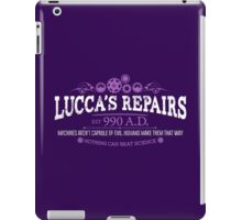 Nothing Beats Science: Color Option iPad Case/Skin
