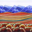 Perfect Pastels -In the Flinders Landscape by Georgie Sharp