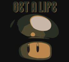 Super Mario Bros. - Get A Life by SpyderAcidburn