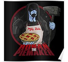 Ronan The Piemaker Poster