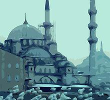 Istanbul by sdbros