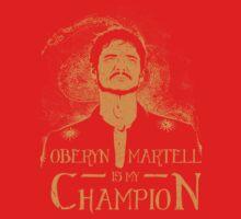 Oberyn is my Champion Kids Clothes