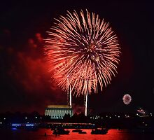 July 4th - Washington D.C. by Matsumoto
