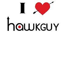 I heart hawk-guy by fantim2040