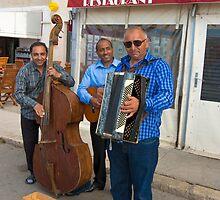 Street Musicians by DavidMay