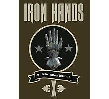 Iron Hands X - Warhammer Photographic Print