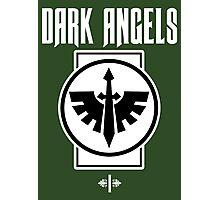 Dark Angels I - Warhammer Photographic Print