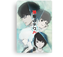Terror in Resonance (Zankyou no Terror) Canvas Print