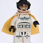 Lego Elvis trooper by Kevin  Poulton - aka 'Sad Old Biker'