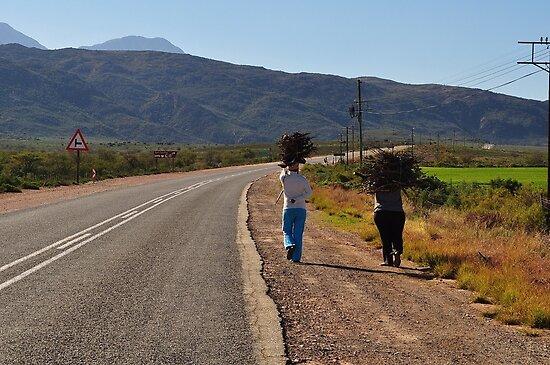 Rural women by Karen01